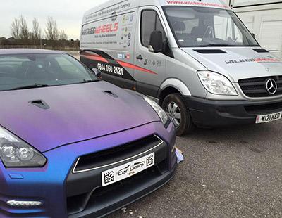 Mobile Alloy Repair Service, UK