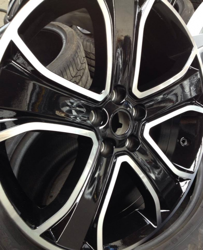 Alloy Wheel Refurbishment - Wicked Wheels
