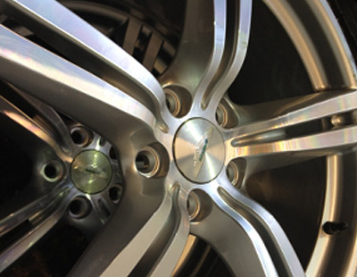 Custom Alloy Wheel Colour Service