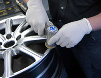 Lease Car Return - Alloy Wheel Repairs