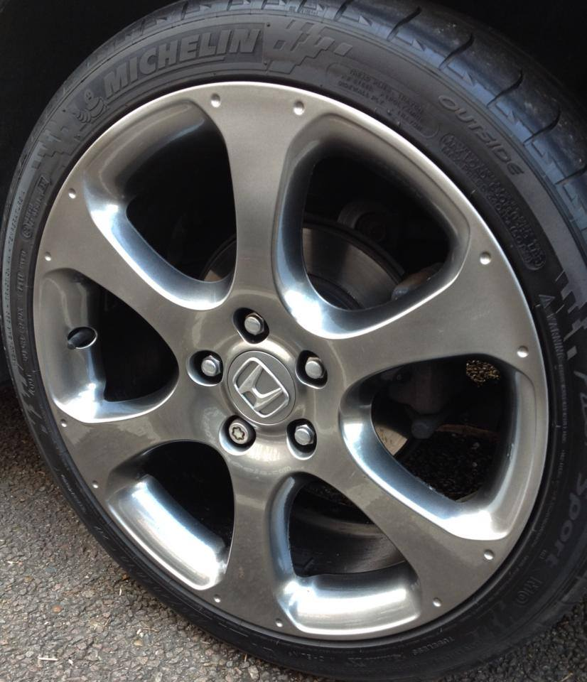 alloy wheel refurbishment essex uk