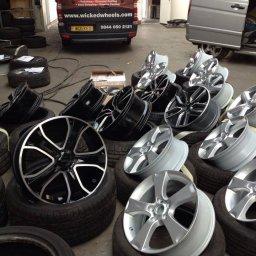 Wicked Wheels - Mobile Alloy Wheel Refurbishment