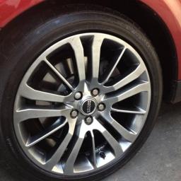 Professional Alloy Wheel Repair Service