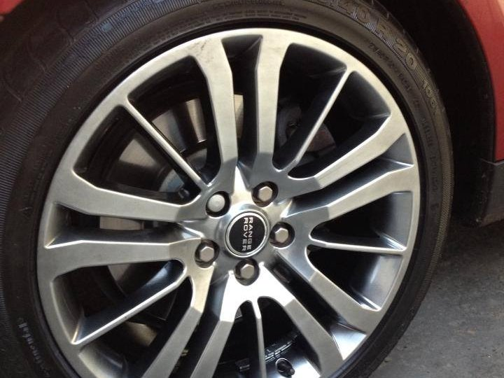 Professional Alloy Wheel Repair Service
